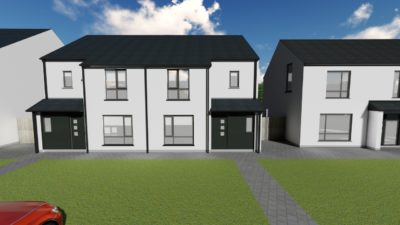 3 Bed Semi-Detached- Type A