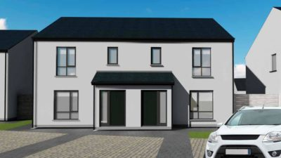 3 Bed Semi-Detached- Type E